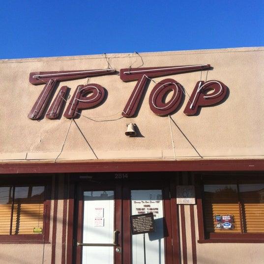 Tip Top Cafe San Antonio
