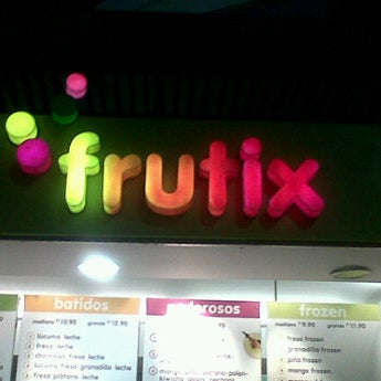 Photo taken at Frutix by Judy L. on 2/17/2012