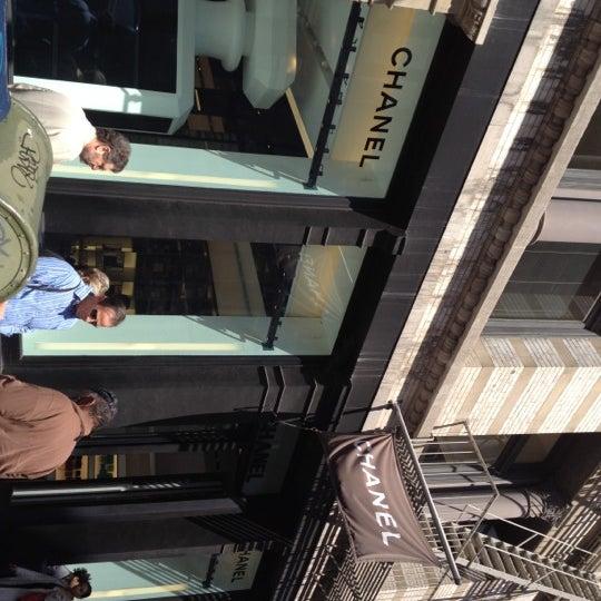 Photo taken at CHANEL by EnriKe K. on 5/6/2012