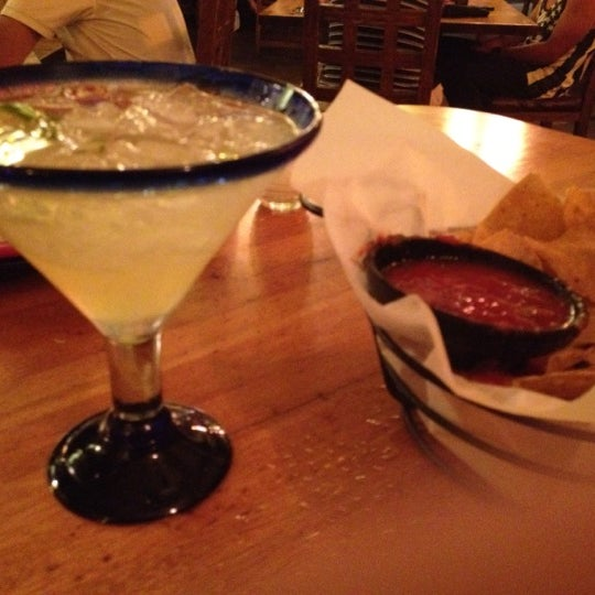 Photo taken at Fat Fish Cantina Grill by Gus C. on 8/13/2012