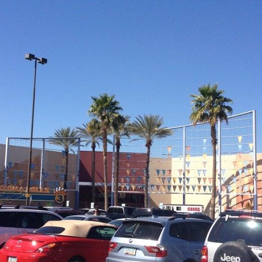 Photo taken at Arizona Mills by Aggie O. on 3/15/2012