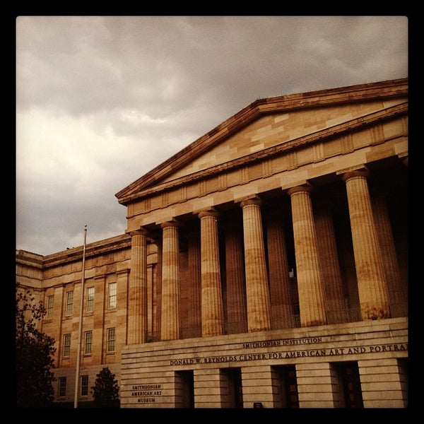 Photo taken at National Portrait Gallery by Billy C. on 6/22/2012