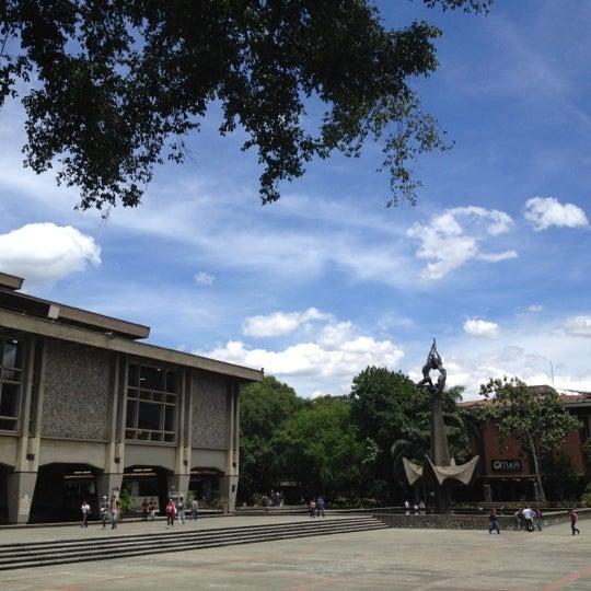Photo taken at Universidad de Antioquia by Paulo C. on 7/25/2012