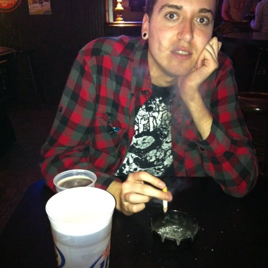Photo taken at Broad Ripple Tavern by Carter S. on 3/17/2012