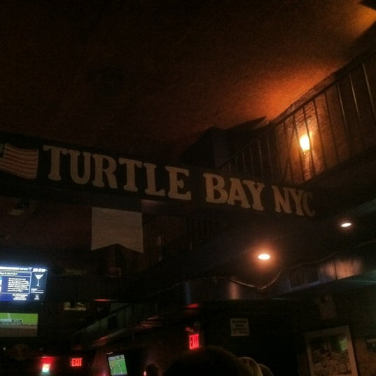 Photo taken at Turtle Bay NYC by Chris S. on 9/9/2012