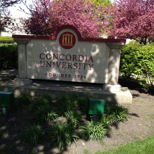 Concordia University University