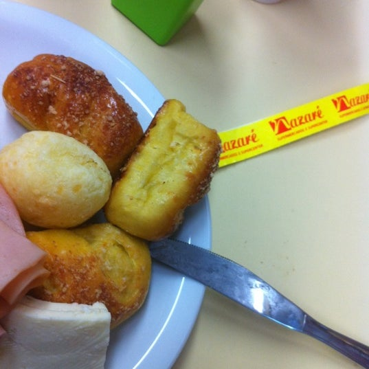 Photo taken at Supermercados Nazaré by Sandro B. on 8/10/2012
