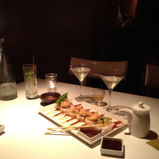 Photo taken at Katsuya Brentwood by Harry on 6/28/2012