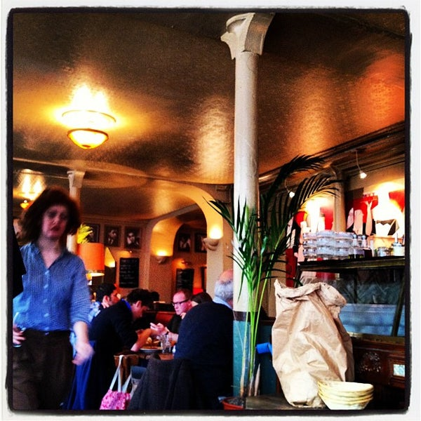 Photo taken at Café de l'Industrie by Pierre J. on 5/7/2012