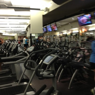Equinox Columbus Circle Gym Fitness Center In New York