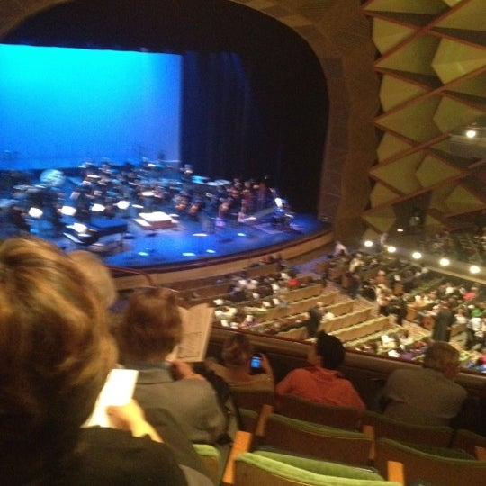 Photo taken at Alaska Center for the Performing Arts by Chris on 2/11/2012