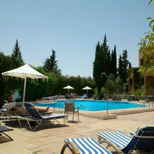 Photo taken at Hotel Alixares 4* by Hans V. on 7/9/2012