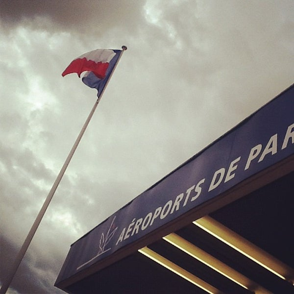 Photo taken at Aéroport de Paris-Orly (ORY) by Marcie K. on 7/19/2012