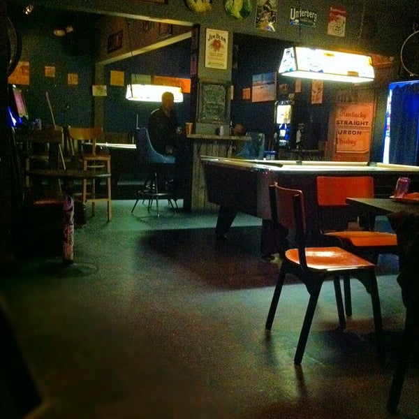 Photo taken at Bender's Bar & Grill by Dan J. on 2/20/2012
