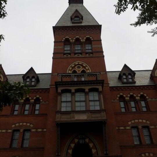 Photo taken at Sage Hall by Kusnadi S. on 8/19/2012
