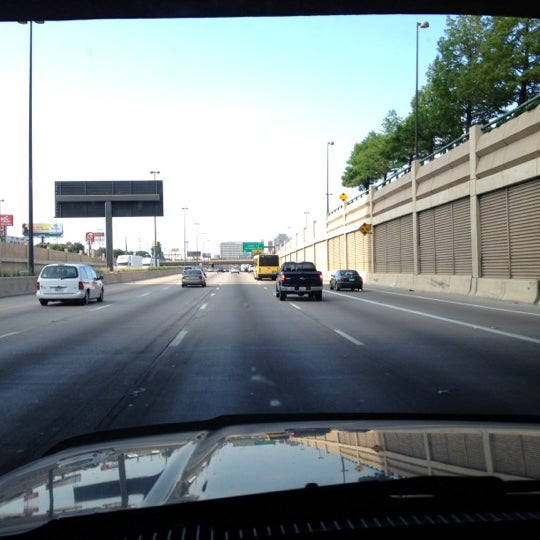 Photo taken at U.S. Highway 75 (US-75) by Heather S. on 5/22/2012