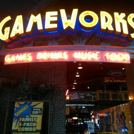Gameworks coupons