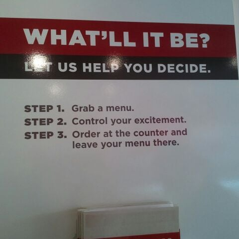 Photo taken at Smashburger by Jenn M. on 4/6/2012