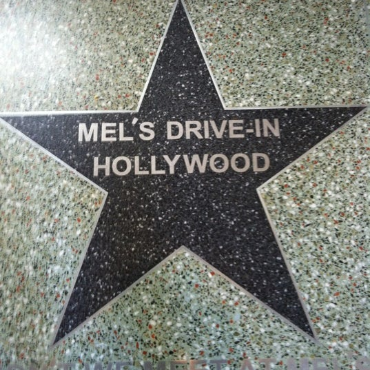 Photo taken at Mel's Drive-In by Terri J. on 6/16/2012