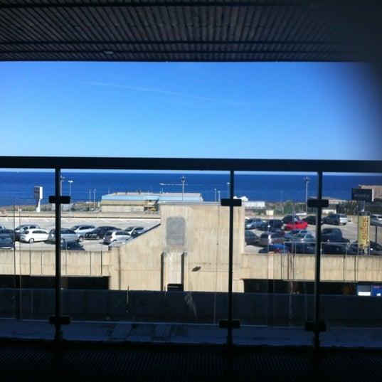 Photo taken at Palermo Airport (PMO) by Raffaella .. on 8/30/2012