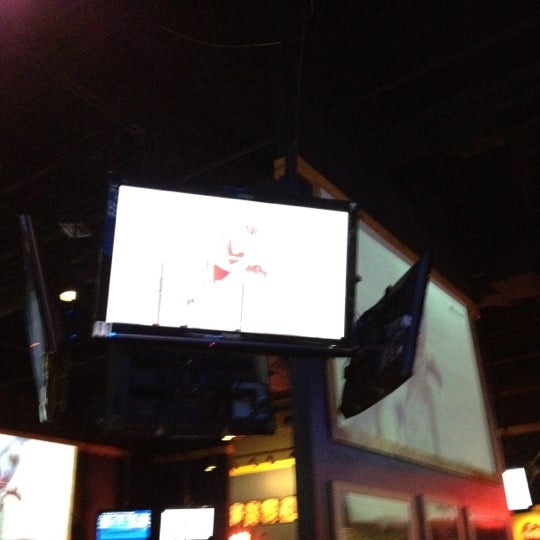 Photo taken at Buffalo Wild Wings by Matt S. on 4/13/2012