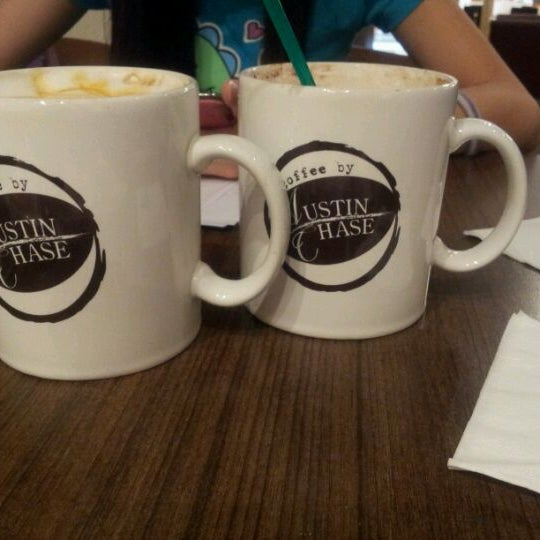 Photo taken at Austin Chase Coffee by Amanda L. on 4/22/2012
