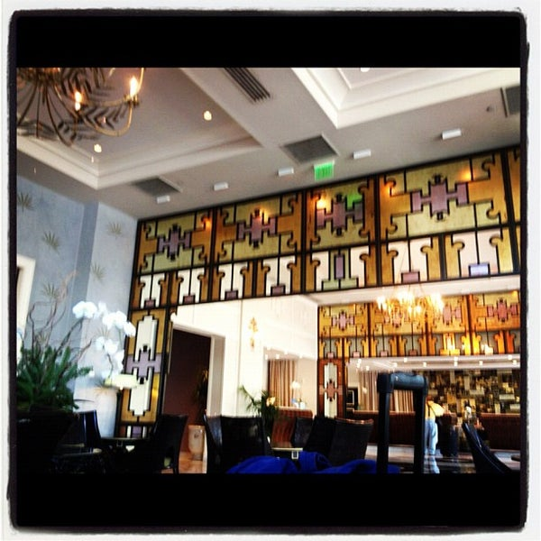 Photo taken at Loews New Orleans Hotel by 👷 Dr Hoolin 🚑 on 8/5/2012