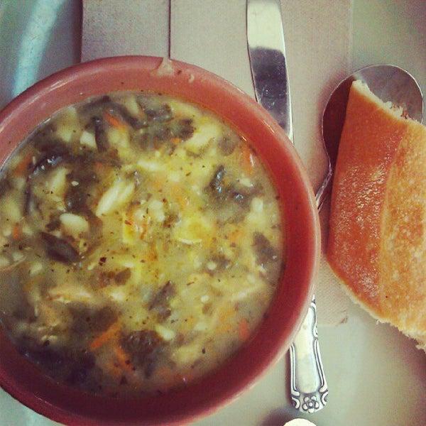 Photo taken at Panera Bread by Kelsey B. on 6/30/2012