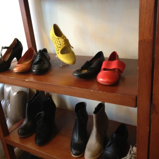 Photo taken at Shoe Market by Elle F. on 3/18/2012