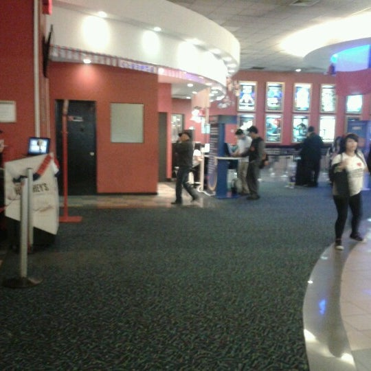 Photo taken at Cine Hoyts by Gabo a. on 9/12/2012