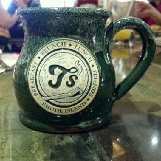 Photo taken at T's Restaurant by Nikki E. on 2/26/2012