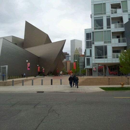 Photo taken at Art Institute of Colorado by Jesse S. on 4/15/2012