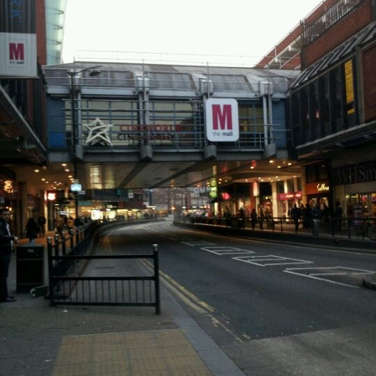 The Mall Shopping Mall In Wood Green