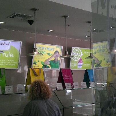 Photo taken at Yogurtland by Jared S. on 3/22/2012