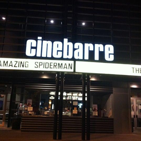 Cinebarre mountlake terrace multiplex in mountlake terrace for Terrace theater movies