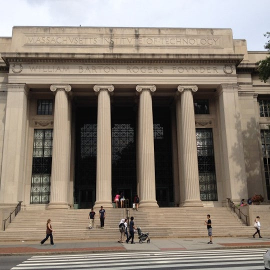Photo taken at Massachusetts Institute of Technology (MIT) by Olga Z. on 8/19/2012
