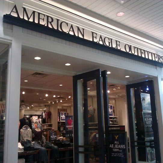 American eagle clothing store