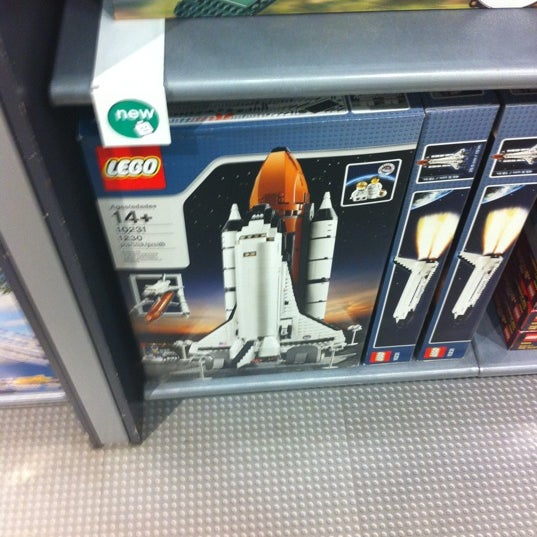 Photo taken at Lego Store by Charles T. on 6/26/2012