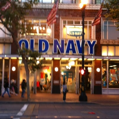 After three years of retrofitting and construction, the wraps are about to come off the Bay Area's first Old Navy flagship store, a spiffy, four-level location in downtown San Francisco.