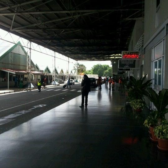 Photo taken at A.N.R. Robinson International Airport (TAB) by Marlon C. on 7/17/2012