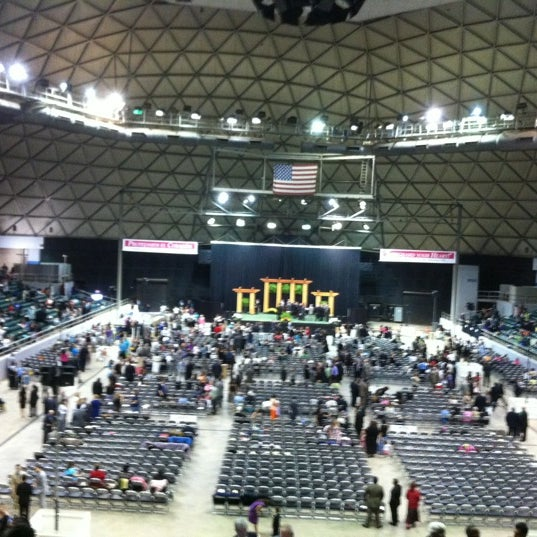 Photo taken at Bell County Expo Center by John T. on 7/20/2012