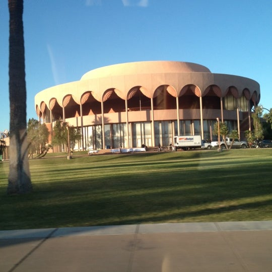 Photo taken at ASU Gammage by Tricia R. on 5/6/2012