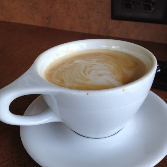 Photo taken at Avoca Coffee by Nick F. on 5/15/2012