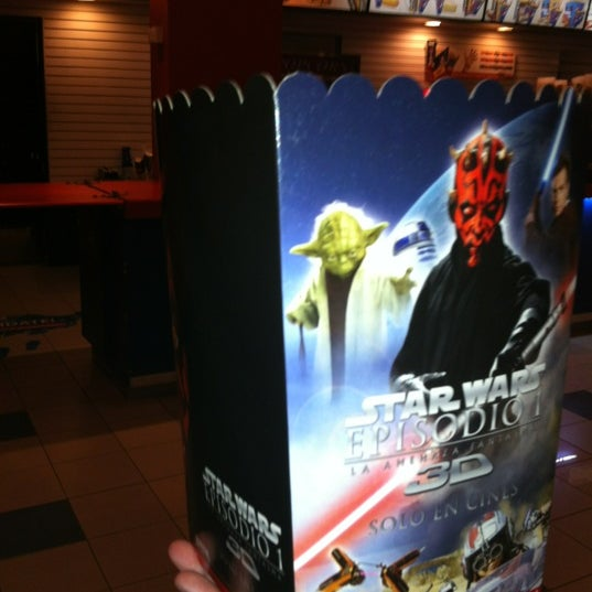 Photo taken at Cine Hoyts by Carlos A. on 2/17/2012