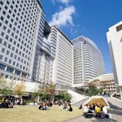Photo taken at Bunka Gakuen University by Kenichi M. on 5/17/2012