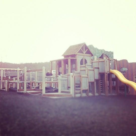 Photo taken at Annie's Playground by JPalm on 3/4/2012