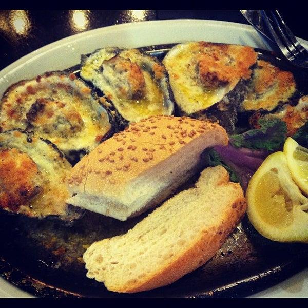 Photo taken at Deanie's Seafood by Elizabeth A. on 7/27/2012