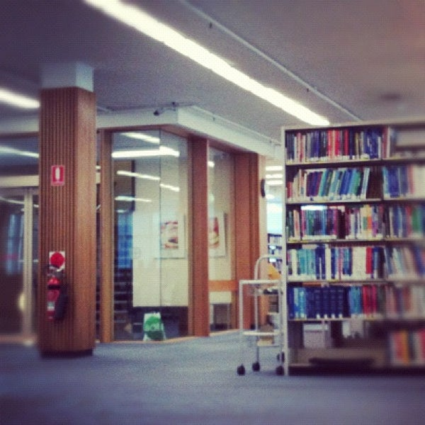 Photo taken at State Library Of Tasmania by Rory on 8/29/2012