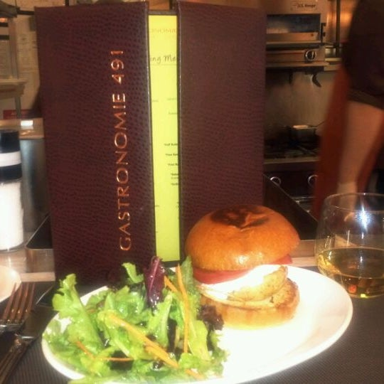 Photo taken at Gastronomie 491 by Tery S. on 4/28/2012