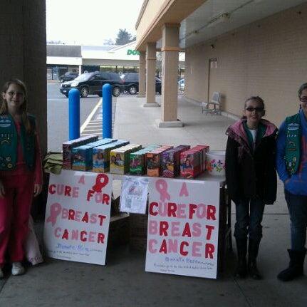 Photo taken at Walmart by Rhonda W. on 3/18/2012